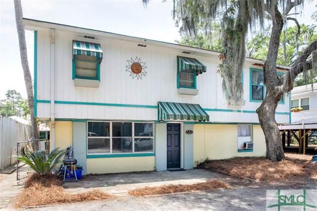 5 Kingry Street, Tybee Island, GA 31328 (MLS #215873) :: McIntosh Realty Team