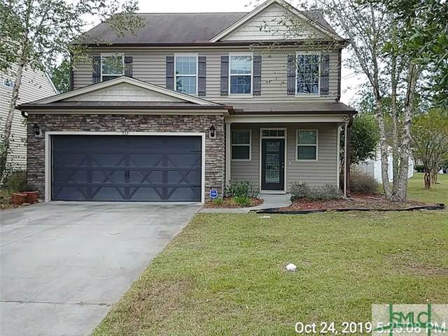 528 Wheatfield Court, Pooler, GA 31322 (MLS #215876) :: The Arlow Real Estate Group