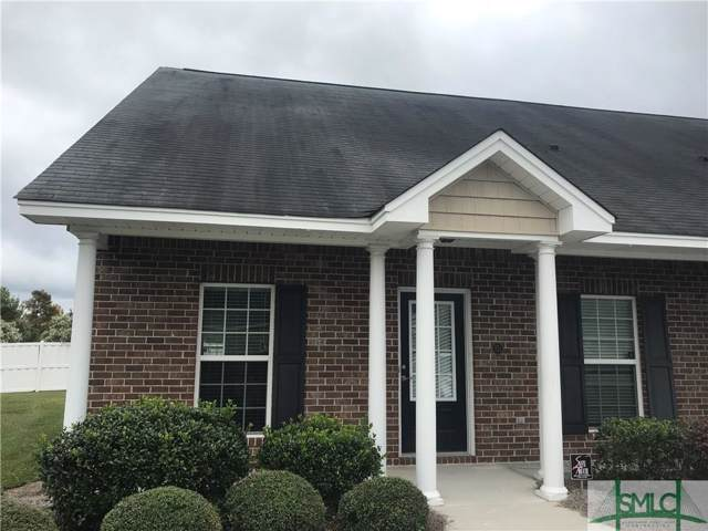 151 Reese Way, Savannah, GA 31419 (MLS #215877) :: Liza DiMarco