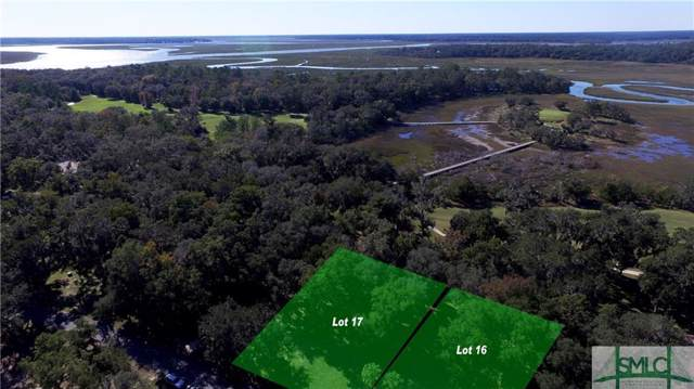 Lot 17 Marshview Drive, Townsend, GA 31331 (MLS #215880) :: Keller Williams Coastal Area Partners