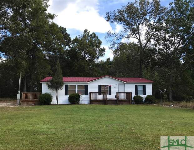 4432 Old Dixie Highway S, Springfield, GA 31329 (MLS #215885) :: The Arlow Real Estate Group