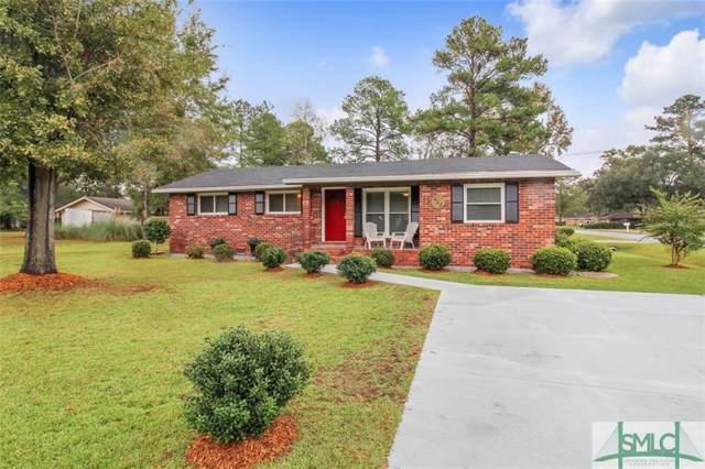 402 Sangrena Drive, Pooler, GA 31322 (MLS #215886) :: The Arlow Real Estate Group