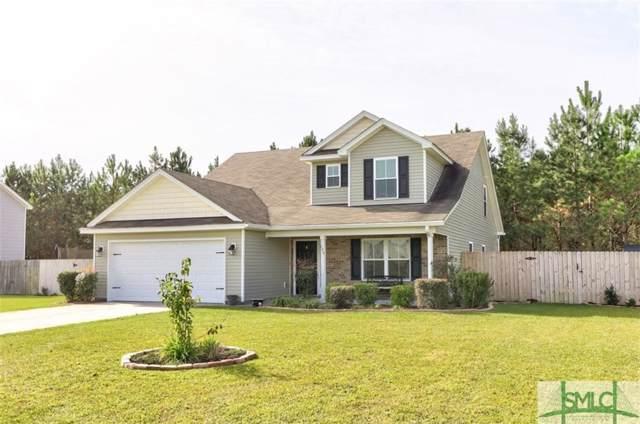 149 Laurel Lane, Guyton, GA 31312 (MLS #215900) :: The Arlow Real Estate Group