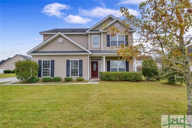 613 Stonebridge Circle, Savannah, GA 31419 (MLS #215901) :: The Sheila Doney Team
