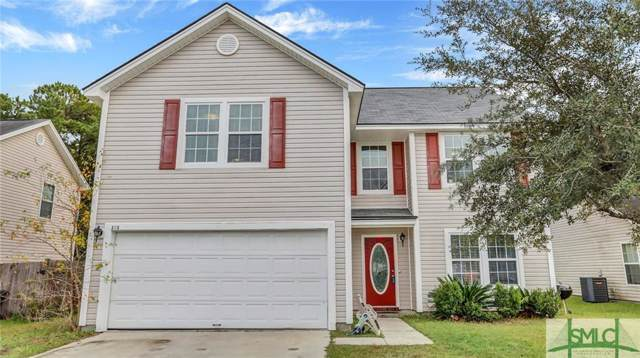 141 Wax Myrtle Court, Savannah, GA 31419 (MLS #215925) :: The Sheila Doney Team