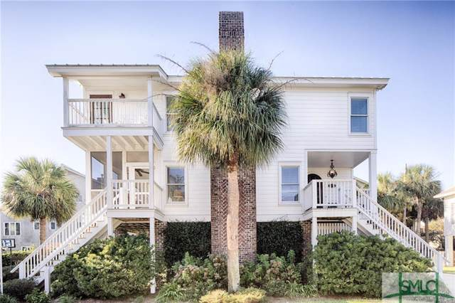 5 11th Terrace, Tybee Island, GA 31328 (MLS #215936) :: The Arlow Real Estate Group