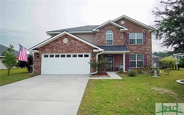 236 Augusta Way, Hinesville, GA 31313 (MLS #215956) :: Teresa Cowart Team