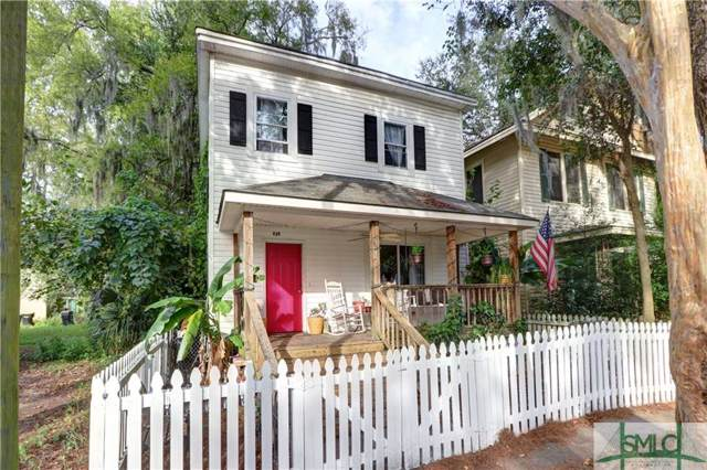 628 E 36th Street, Savannah, GA 31401 (MLS #215983) :: Liza DiMarco