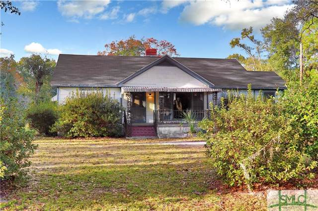 510 E 4th Street, Rincon, GA 31326 (MLS #215992) :: Teresa Cowart Team