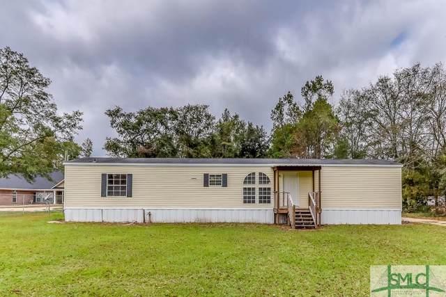 1464 Pine Barren Road, Bloomingdale, GA 31302 (MLS #215994) :: Teresa Cowart Team