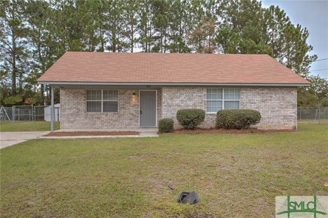 233 Sheila Drive, Hinesville, GA 31313 (MLS #216006) :: The Arlow Real Estate Group