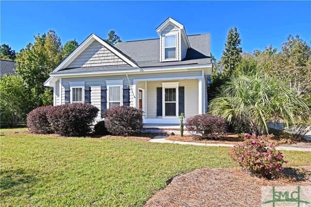 75 Jacobs Circle, Richmond Hill, GA 31324 (MLS #216015) :: The Arlow Real Estate Group