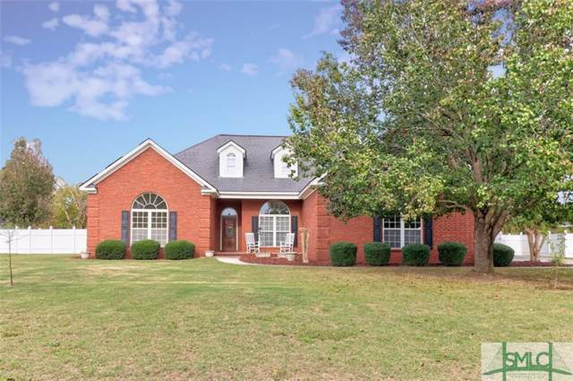 304 Flat Bush Drive, Guyton, GA 31312 (MLS #216022) :: The Arlow Real Estate Group