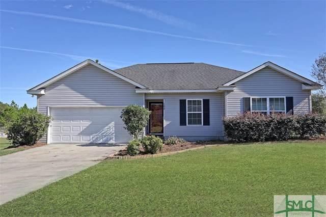 103 Sandalwood Circle, Statesboro, GA 30458 (MLS #216023) :: Teresa Cowart Team
