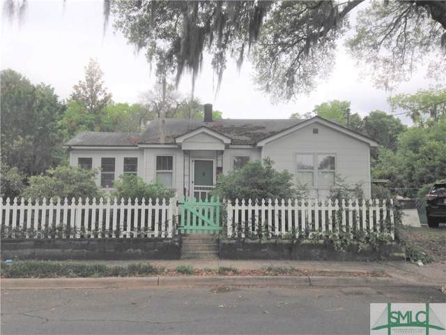 2111 Texas Avenue, Savannah, GA 31404 (MLS #216027) :: The Arlow Real Estate Group