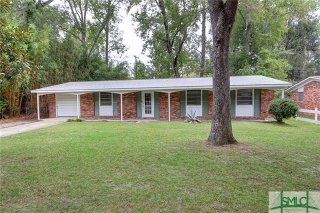 318 Sharondale Road, Savannah, GA 31419 (MLS #216029) :: The Sheila Doney Team