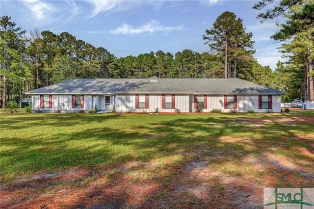 366 Clarktown Road, Richmond Hill, GA 31324 (MLS #216037) :: Coastal Savannah Homes