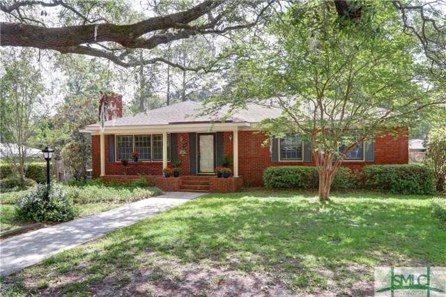 349 Kensington Drive, Savannah, GA 31405 (MLS #216046) :: The Sheila Doney Team