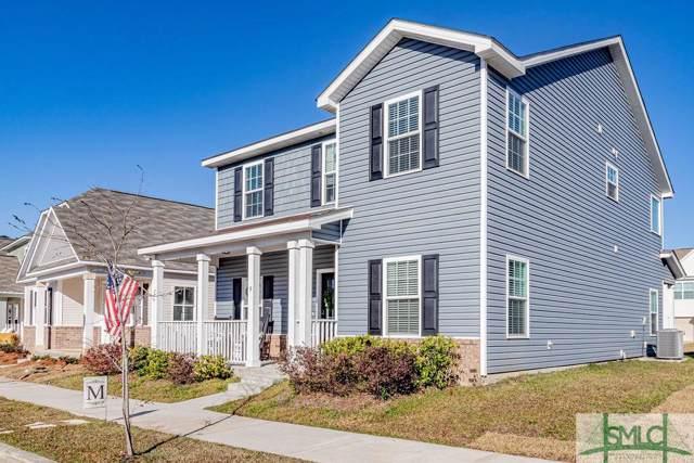 9 Dogwood Circle, Port Wentworth, GA 31407 (MLS #216047) :: The Randy Bocook Real Estate Team