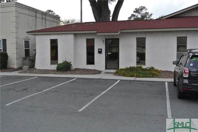 117 Oglethorpe Professional Court #1, Savannah, GA 31406 (MLS #216056) :: The Arlow Real Estate Group