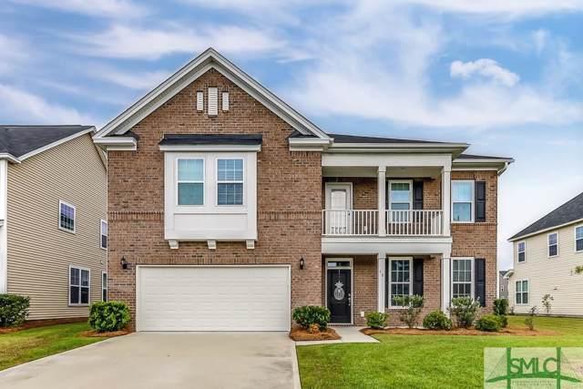 40 Winslow Circle, Savannah, GA 31407 (MLS #216071) :: Liza DiMarco
