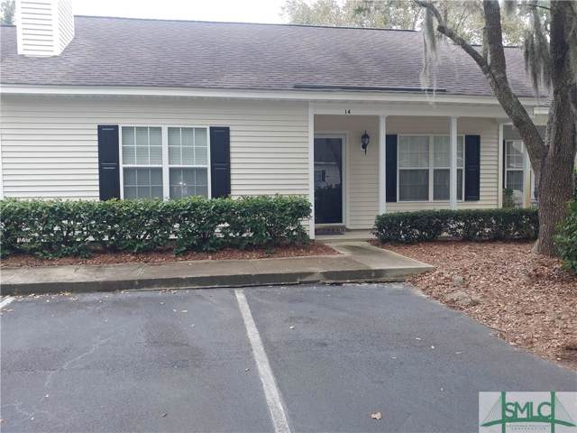 14 Olde Towne Place Drive, Savannah, GA 31410 (MLS #216074) :: Coastal Savannah Homes
