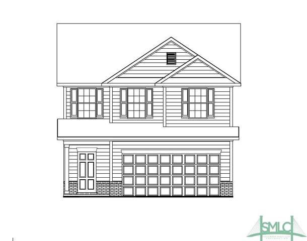 1750 Sweetbay Court, Hinesville, GA 31313 (MLS #216087) :: The Arlow Real Estate Group