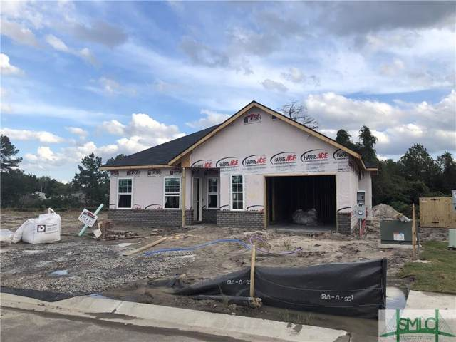 193 Alcott Circle, Hinesville, GA 31313 (MLS #216092) :: Teresa Cowart Team