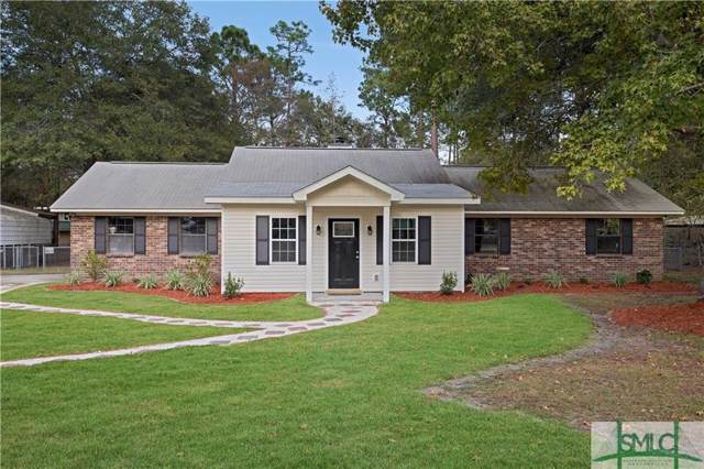 609 Plantation Drive, Rincon, GA 31326 (MLS #216096) :: The Sheila Doney Team