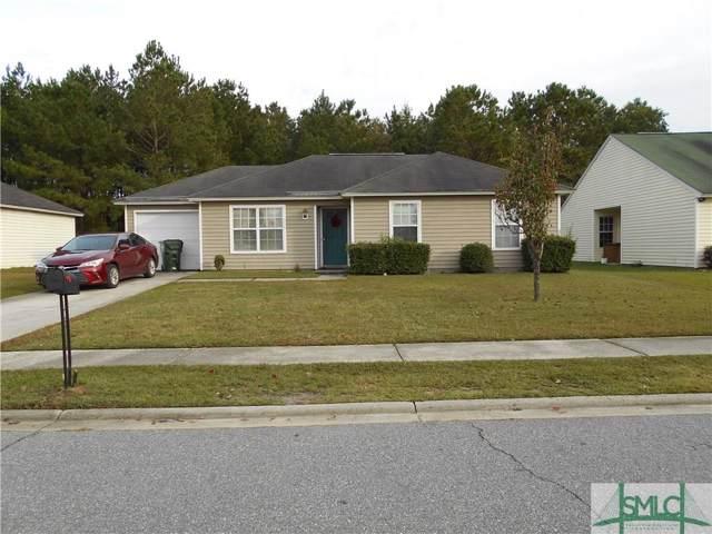 31 Parish Way, Pooler, GA 31322 (MLS #216099) :: Teresa Cowart Team
