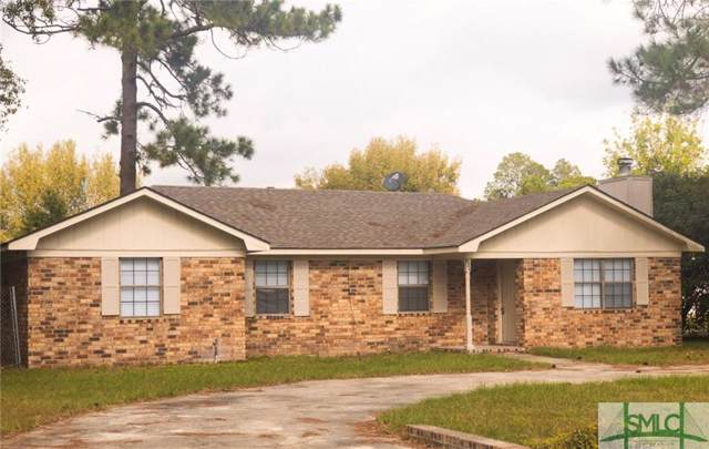 624 Livingston Court, Hinesville, GA 31313 (MLS #216100) :: RE/MAX All American Realty