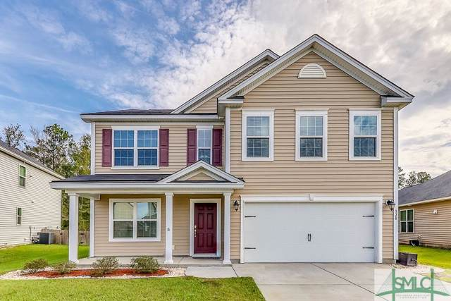 328 Southwilde Way, Pooler, GA 31322 (MLS #216103) :: The Sheila Doney Team