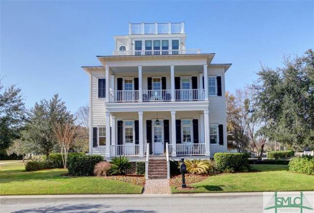 17 Riverview Drive, Richmond Hill, GA 31324 (MLS #216112) :: Liza DiMarco