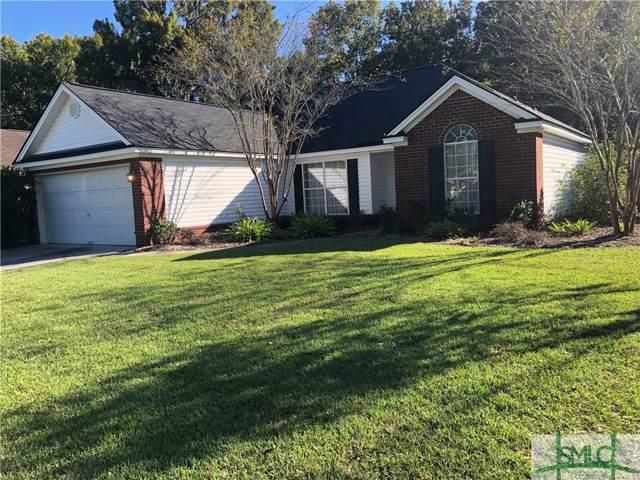 156 Shady Oak Circle, Richmond Hill, GA 31324 (MLS #216122) :: Coastal Savannah Homes