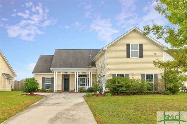 113 Willow Point Circle, Savannah, GA 31407 (MLS #216145) :: The Sheila Doney Team