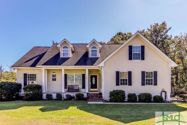 107 Covenant Lane, Springfield, GA 31329 (MLS #216146) :: The Arlow Real Estate Group