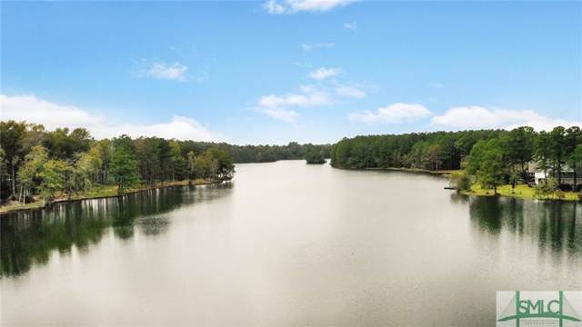 311 Old Rail Road Lot 120, Bloomingdale, GA 31302 (MLS #216149) :: Coastal Savannah Homes