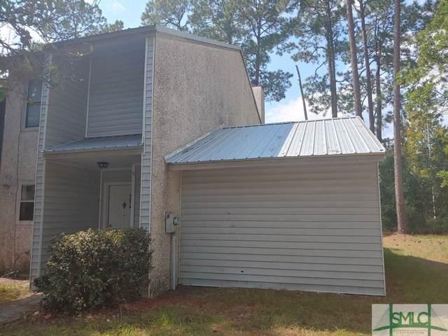 907 Brett Drive A, Hinesville, GA 31313 (MLS #216150) :: The Arlow Real Estate Group