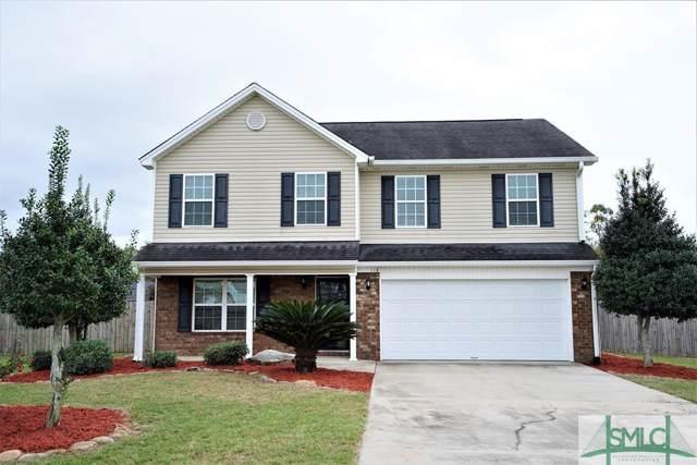 118 Auburn Circle, Glennville, GA 30427 (MLS #216151) :: Liza DiMarco