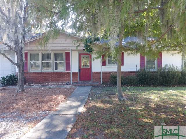 8628 Cresthill Avenue, Savannah, GA 31406 (MLS #216152) :: The Sheila Doney Team