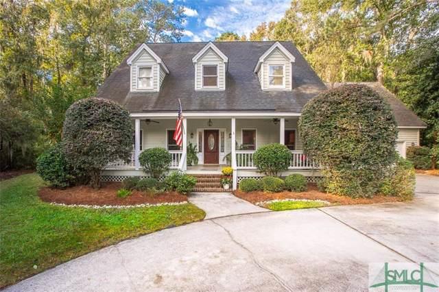 234 Wiley Bottom Road, Savannah, GA 31411 (MLS #216161) :: Coastal Savannah Homes