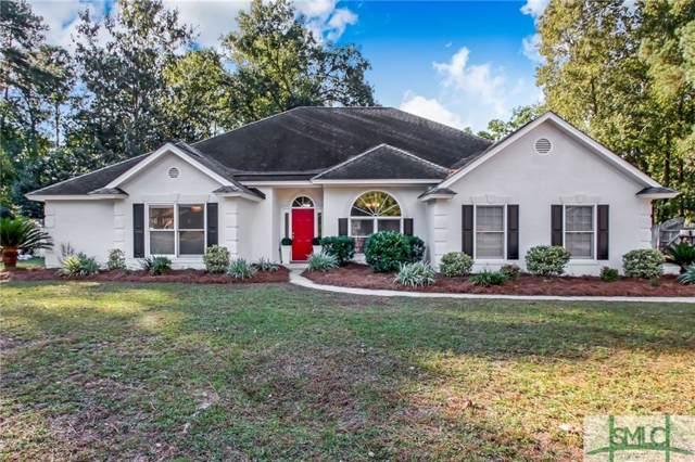 107 Mallard Drive, Savannah, GA 31419 (MLS #216162) :: Coastal Savannah Homes