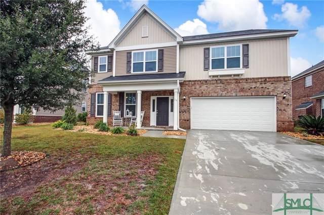 26 Winslow Circle, Savannah, GA 31407 (MLS #216163) :: The Arlow Real Estate Group