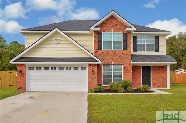 234 Oak Harvest Ridge, Midway, GA 31320 (MLS #216166) :: Teresa Cowart Team