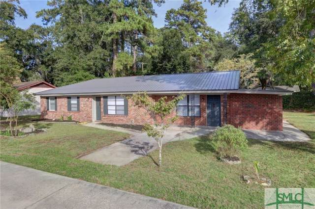 7206 Skidaway Road, Savannah, GA 31406 (MLS #216168) :: The Sheila Doney Team