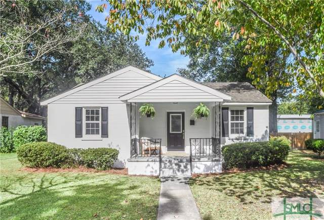 410 E 66th Street, Savannah, GA 31405 (MLS #216170) :: The Randy Bocook Real Estate Team