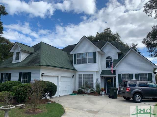 6503 Concord Road, Savannah, GA 31410 (MLS #216179) :: Coastal Savannah Homes