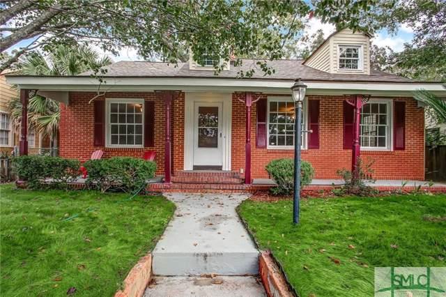 526 Durant Avenue, Savannah, GA 31404 (MLS #216186) :: McIntosh Realty Team