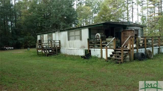 513 Morgan Cemetery Road, Clyo, GA 31303 (MLS #216189) :: Coastal Savannah Homes
