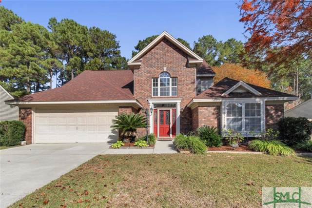 167 Village Lake Drive, Pooler, GA 31322 (MLS #216191) :: The Arlow Real Estate Group